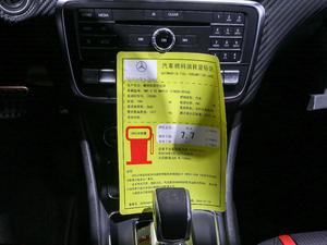 2017款改款 AMG A 45 4MATIC 工信部油耗标示