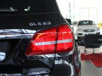 细节外观奔驰GLS级AMG尾灯