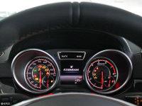 中控区奔驰GLS级AMG仪表