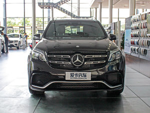 2017款AMG GLS 63 4MATIC 纯正