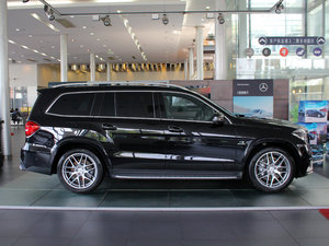 2017款AMG GLS 63 4MATIC 纯侧