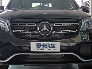 2017款AMG GLS 63 4MATIC 中网
