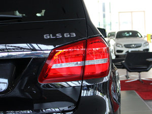 2017款AMG GLS 63 4MATIC 尾灯