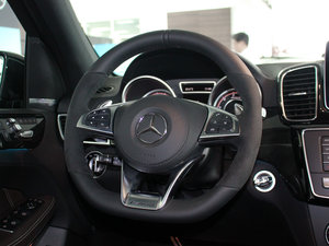 2017款AMG GLS 63 4MATIC 方向盘
