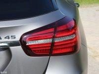 细节外观奔驰GLA级AMG尾灯