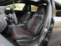空间座椅奔驰GLA级AMG前排座椅