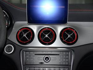 2017款AMG GLA 45 4MATIC 空调出风口