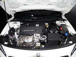 2017款AMG GLA 45 4MATIC 发动机