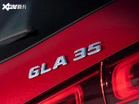 细节外观奔驰GLA AMG