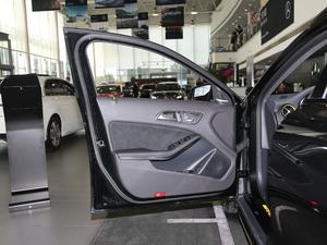 2018款AMG GLA 45 4MATIC暗夜雷霆限量版 驾驶位车门