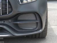 细节外观AMG GT雾灯