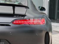 细节外观AMG GT尾灯