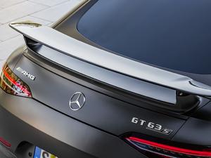 2018款AMG GT 63S 四门版 细节外观