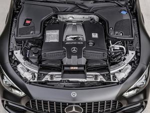 2018款AMG GT 63S 四门版 其它