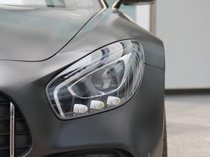 2018款AMG GT C 中国特别版 头灯
