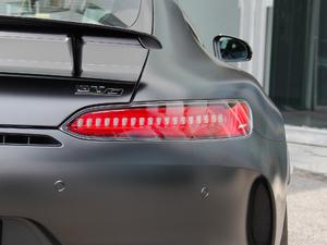 2018款AMG GT C 中国特别版 尾灯