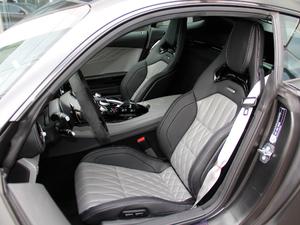 2018款AMG GT C 中国特别版 前排座椅
