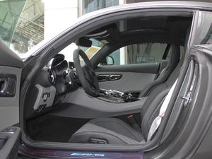 2018款AMG GT C 中国特别版 前排空间