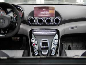 2018款AMG GT C 中国特别版 中控台