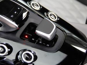 2018款AMG GT C 中国特别版 变速挡杆