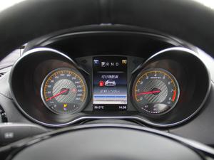 2018款AMG GT C 中国特别版 仪表