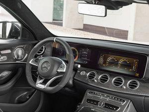 2018款AMG E 63 S 中控区