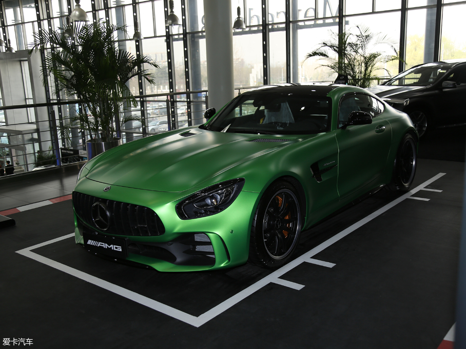 2017款AMG GT AMG GT R