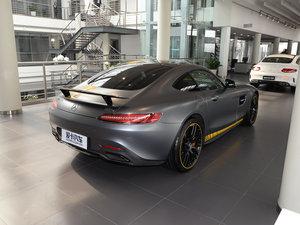 2017款AMG GT S限量特别版 整体外观