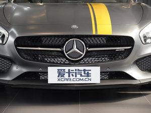 2017款AMG GT S限量特别版 中网