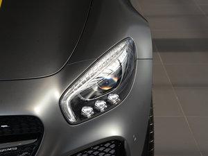 2017款AMG GT S限量特别版 头灯