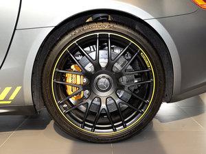 2017款AMG GT S限量特别版 轮胎