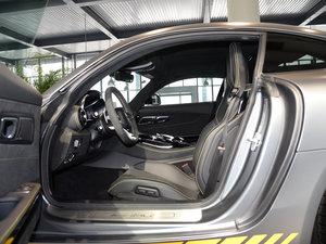 2017款AMG GT S限量特别版 前排空间