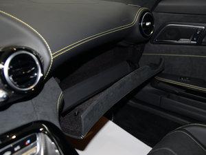 2017款AMG GT S限量特别版 手套箱