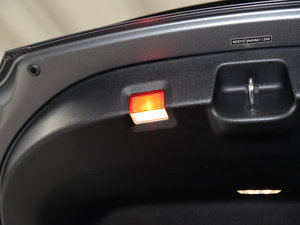 2017款AMG GT S限量特别版 空间座椅