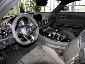 2017款AMG GT S限量特别版 全景内饰
