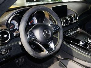 2017款AMG GT S限量特别版 方向盘