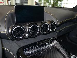2017款AMG GT S限量特别版 空调出风口