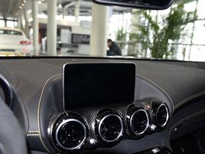 2017款AMG GT S限量特别版 中控台显示屏
