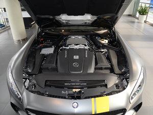 2017款AMG GT S限量特别版 发动机
