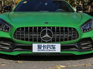 2017款AMG GT R 中网