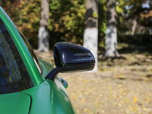 2017款AMG GT R 后视镜