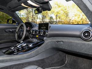 2017款AMG GT R 全景内饰