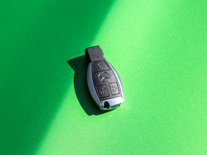 2017款AMG GT R 钥匙