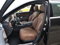 空间座椅奔驰S级AMG前排座椅