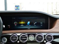 中控区奔驰S级AMG仪表