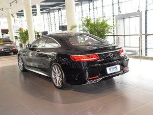 2017款AMG S 63 Coupe 后侧45度