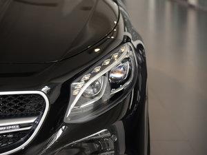 2017款AMG S 63 Coupe 头灯