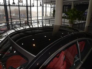 2017款AMG S 63 Coupe 车顶