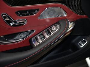 2017款AMG S 63 Coupe 车窗控制