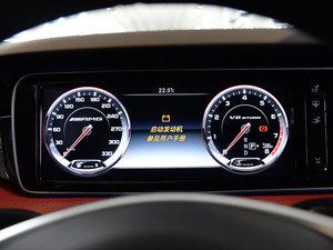 2017款AMG S 63 Coupe 仪表